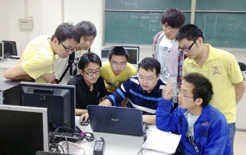 【信息学院】香港理工大学三博士访问信息学院