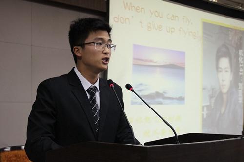 【四进四信】励志青春路 共话中国梦