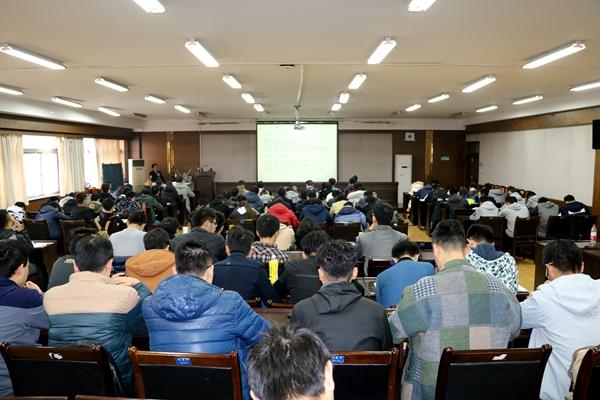 【机电学院】农业部规划院教授王应宽校友应邀