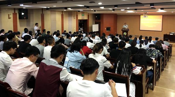 【校团委】传达学习共青团十八大精神