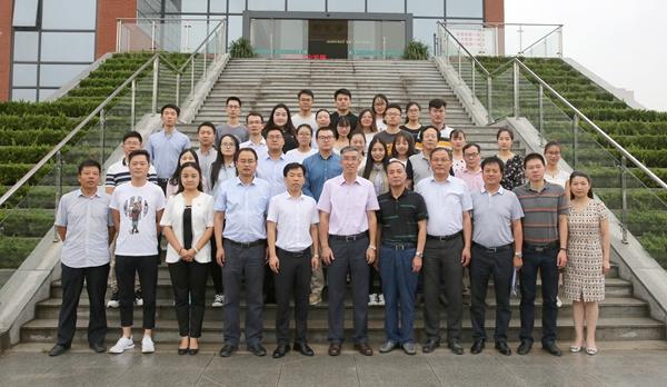 合阳县第二批 、镇巴县第一批科技镇长团岗前培训举行