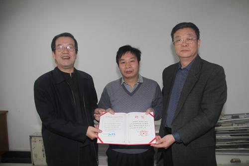 【动医学院】我校聘请中国农业大学生物学院张美佳为