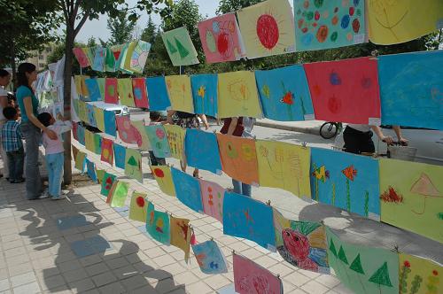 福而快乐的六一儿童节